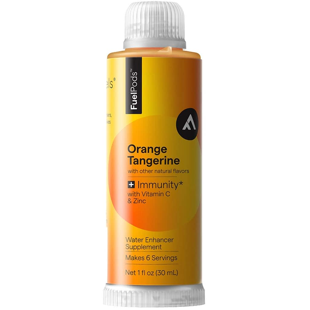 Fuelpod: Orange Tangerine + Immunity