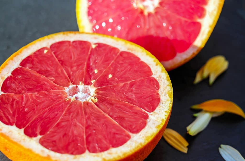 grapefruits helps with sleep deprivation