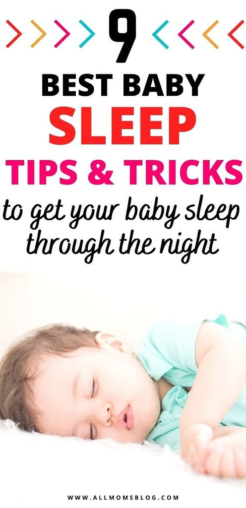 8 best tips and tricks to put bab to sleep through the night without fussing