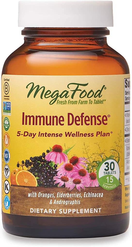 MegaFood Immune Defense