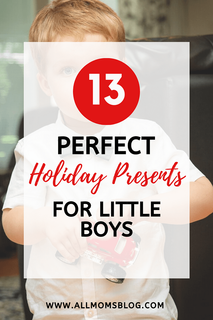13 holiday present ideas for boys- allmomsblog