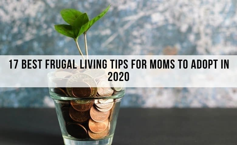 best frugal living tips for moms