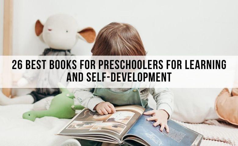 26 best books for preschoolers to read aloud
