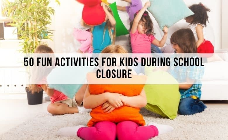 50 fun activities for kids at home. indoor activities for kids at home