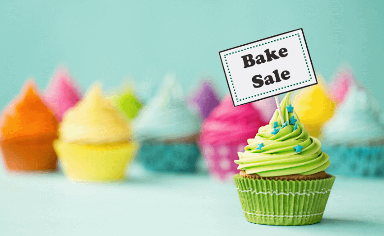 bake cupcakes for special ocasions