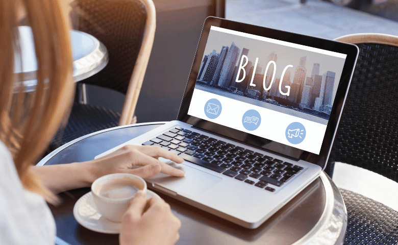 start a blog and monetise it