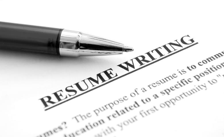 start a resume service