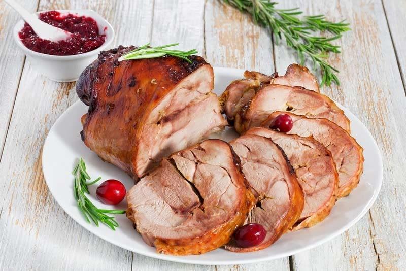 turkey for dinner